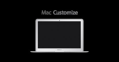 MacBook Air の環境構築 (US)